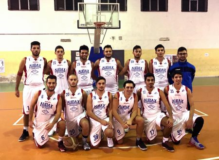 UNDER 20 campionato AICS Basket Caserta vs Audax Gaudianum