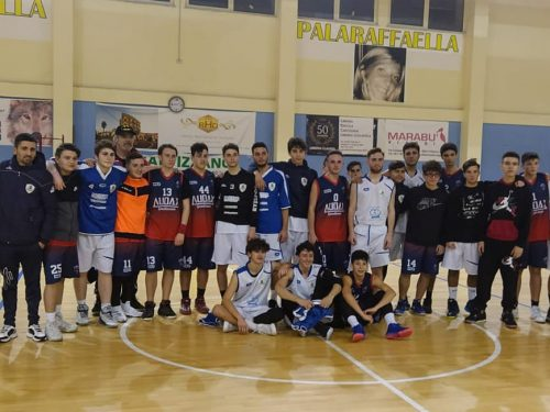 AUDAX BASKET Altra sconfitta per l'Under 18